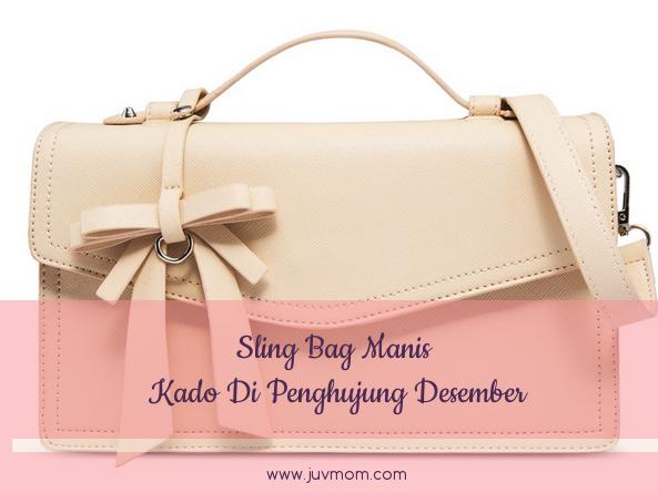 Sling Bag Manis Kado Di Penghujung Desember