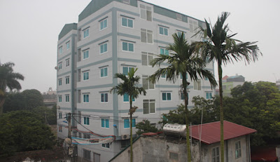 Bán chung cư giá rẻ 4C Đông Ngạc hơn 400 triệu- Hanoiland