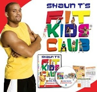 shaun T's fit kid club