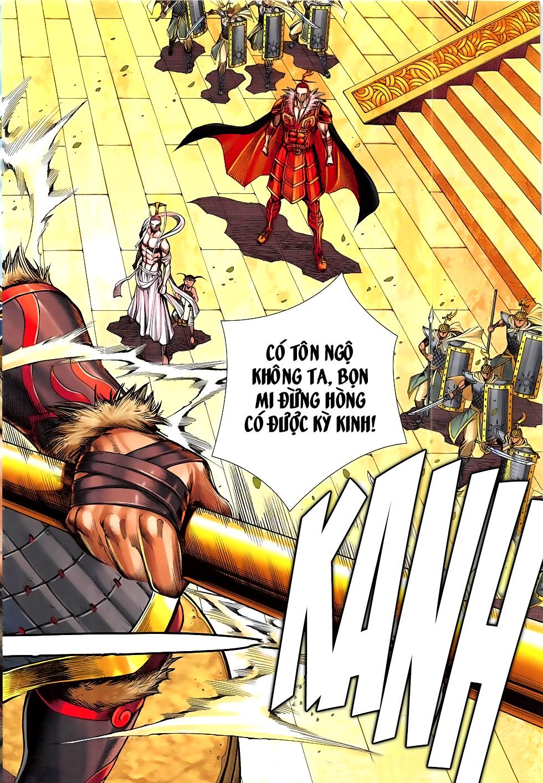 Tây Du chap 26 Trang 34 - Mangak.info