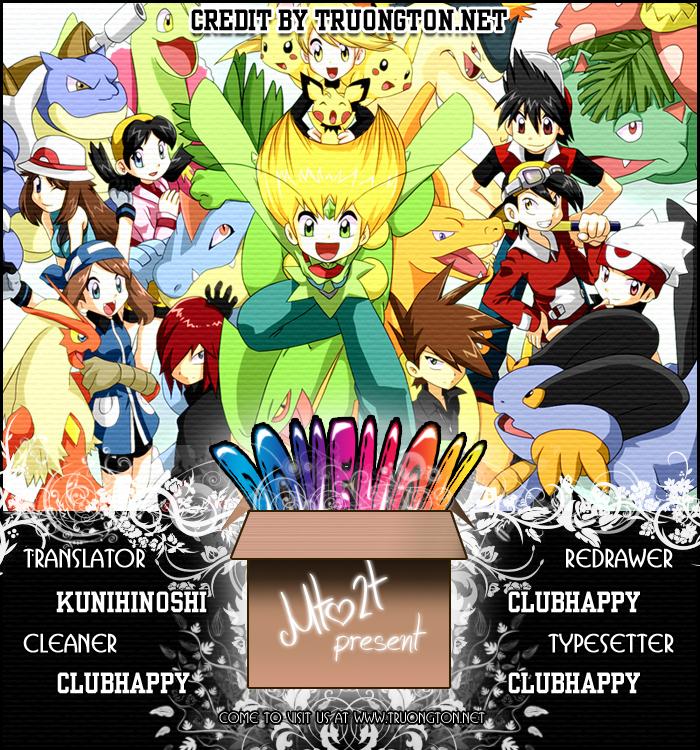 Pokemon Special Chap 84, Update Chap 85, Next 86