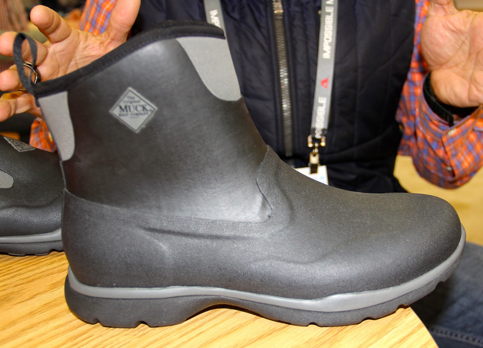 Muck Boots Excursion - Boot Ri