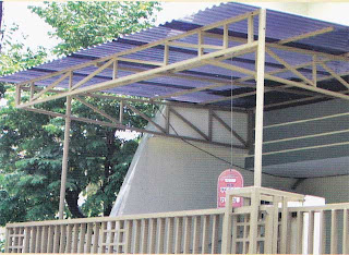 Tips Memilih Kanopi Rumah Minimalis