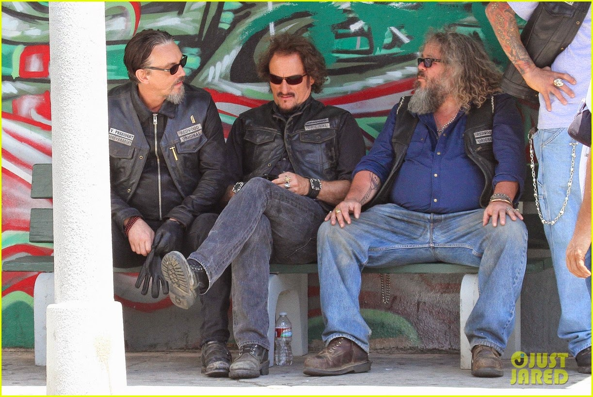 Sons of Anarchy - Season 7 - First Set Photos