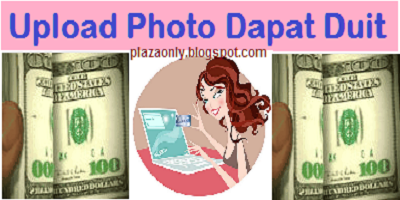 Upload Photo di Shutterstock Dapat Duit