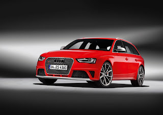 Audi reveals full details and specs for 2013 RS4 Avant