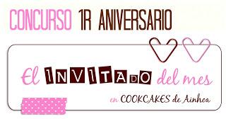 Concurso Cookcakes de Ainhoa
