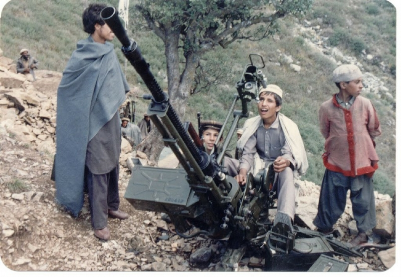 the afghan insurgency 1979 1989 Analyzing the effective aspects of the counterinsurgency effort  1979‐1989 certainly lend  second, is an overview of the afghan insurgency and.