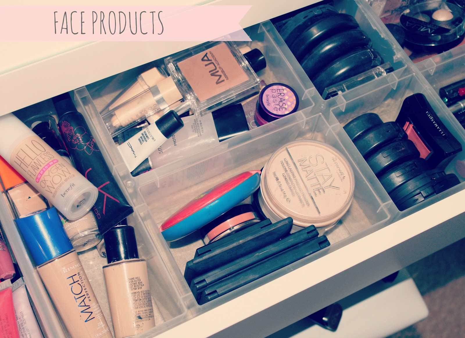 My makeup storage ikea malm dressing table sweet fashion make up ikea malm dressing table ikea antonius basket inserts makeup storage makeup collection watchthetrailerfo