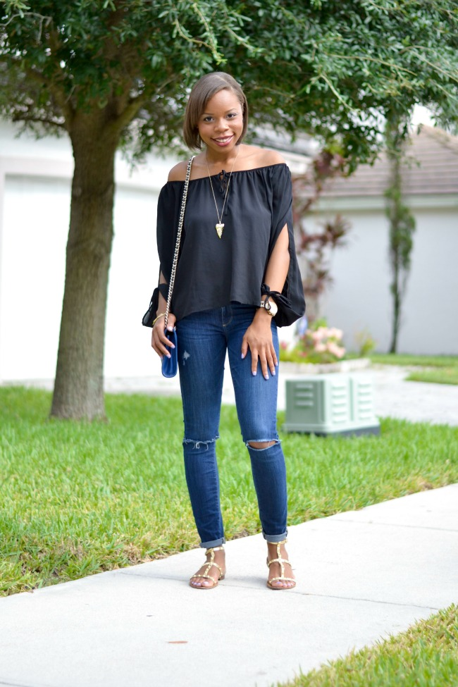 Off The Shoulder   Summer Outfits
