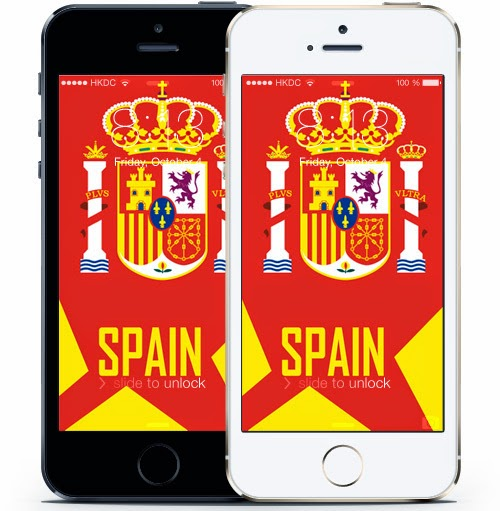 Spain Team Crest