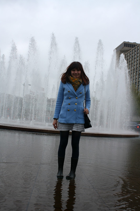 KansasCouture.com : Rainy Day Woman