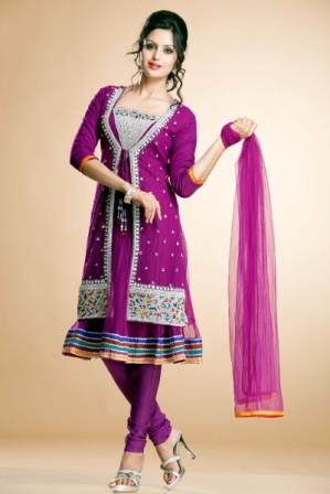 Partywear-Anarkali-Suits