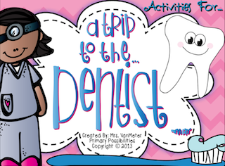 http://www.teacherspayteachers.com/Product/A-Trip-to-the-Dentist-Graphic-Organizers-1033198