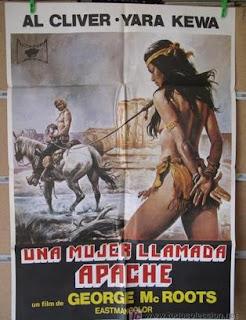 Una mujer llamada apache
