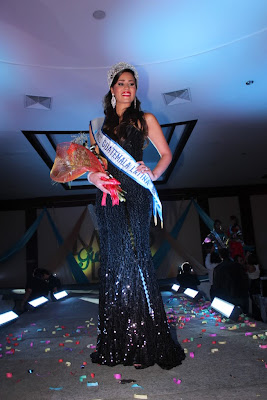Miss Latin America of the World America Latina del Mundo 2012 Guatemala Georgina Pimentel