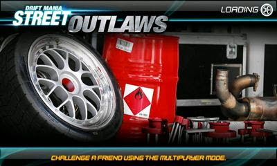 Drift Mania: Street Outlaws v1.04 APK + DATA Unlimited Money Hack