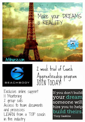 beachbody coach, motivation, success, Alyssa Schomaker, A fit nurse, top coach, Beachbody, training, nurse
