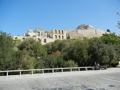 Athens Acropolis, photo by Ruth