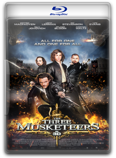 xvid musketeers fum[ettv] the