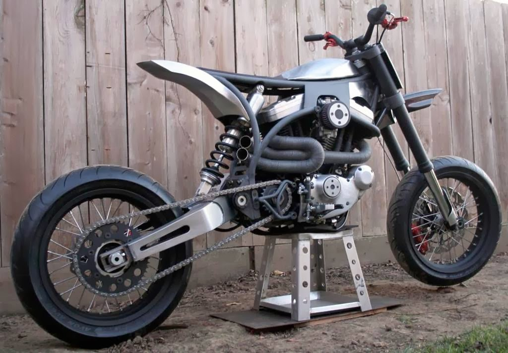 Buell Supermoto | Custom Buell | Buell Custom | Buell Parts | Buell Motorcycles | Custom Bikes | Buell Supermoto TPJ Customs
