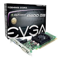 Nvidia GeForce 8400GS de 1GB
