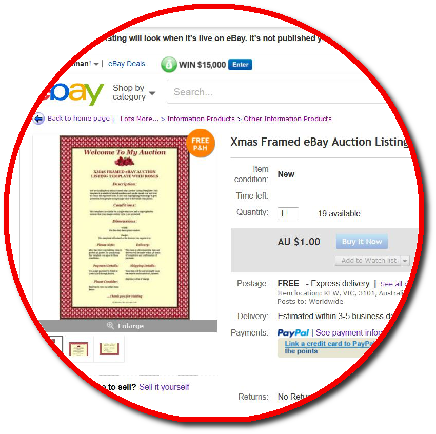 http://www.ebaytemplateinserts.com/p/xmas-ebay-template.html