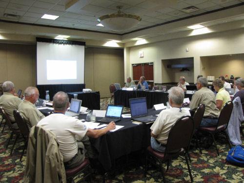 NCTA board meeting