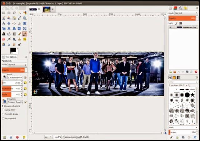 photoshop mahal? coba software gratisan yang satu ini