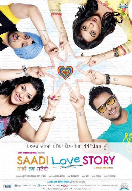 Saadi Love Story- Review