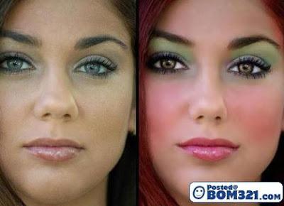Photoshop Mampu Menjadikan Anda Lebih Cantik Dan Menawan (1)
