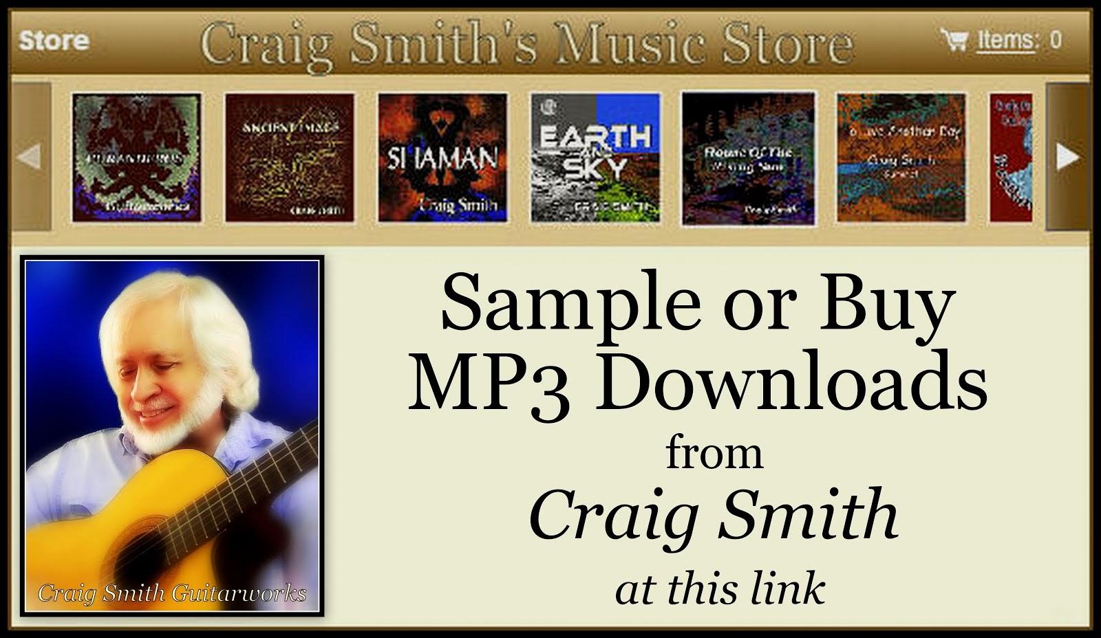 Craig Smith's  Music Store