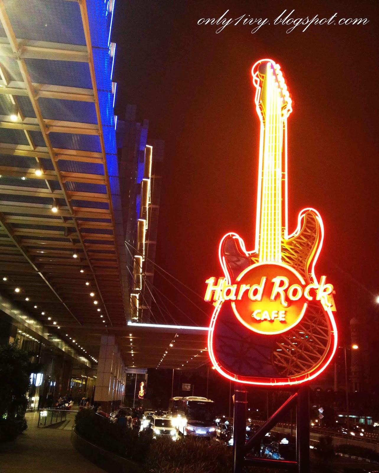 Ivys Life: Hard Rock Cafe