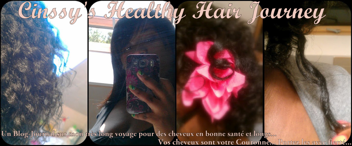 *-.Cinssy&#39;s Healthy Hair Journey.-*