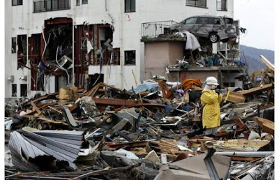 gambar selepas after tsunami japan earthquake