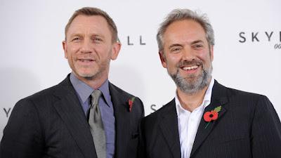 Daniel Craig volverá a trabajar con Sam Mendes en 'Bond 24'. +CINE. Making Of. Noticias de cine