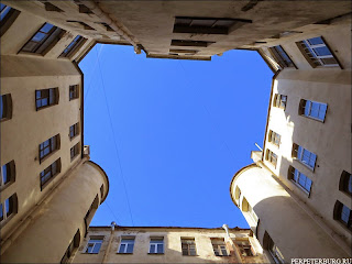 Петербургские дворы-колодцы