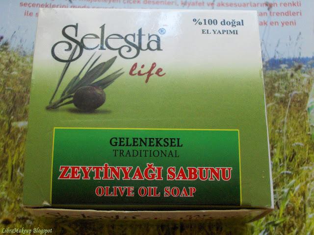 selesta zeytinyağı sabunu