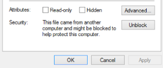 hidden files,write protected