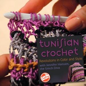 Tunisian Crochet on Craftsy