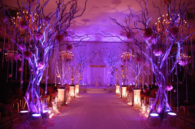 MindBlowing Aisle Decor Belle the Magazine The Wedding Blog For The