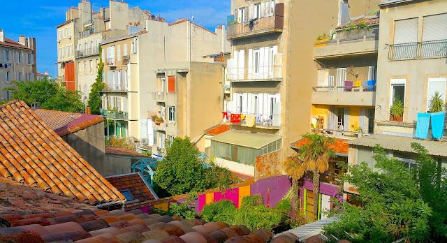 La nostra casetta a Marsiglia con Wimdu - foto di Elisa Chisana Hoshi