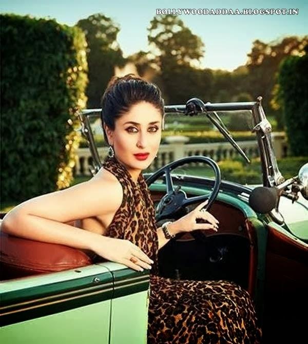 Kareena Kapoor hot scene in car