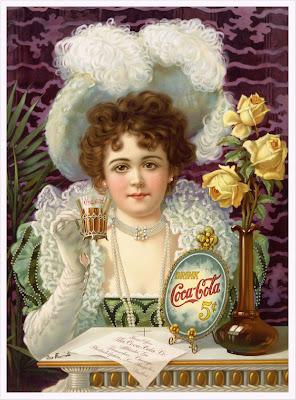 anuncio retro Cocacola