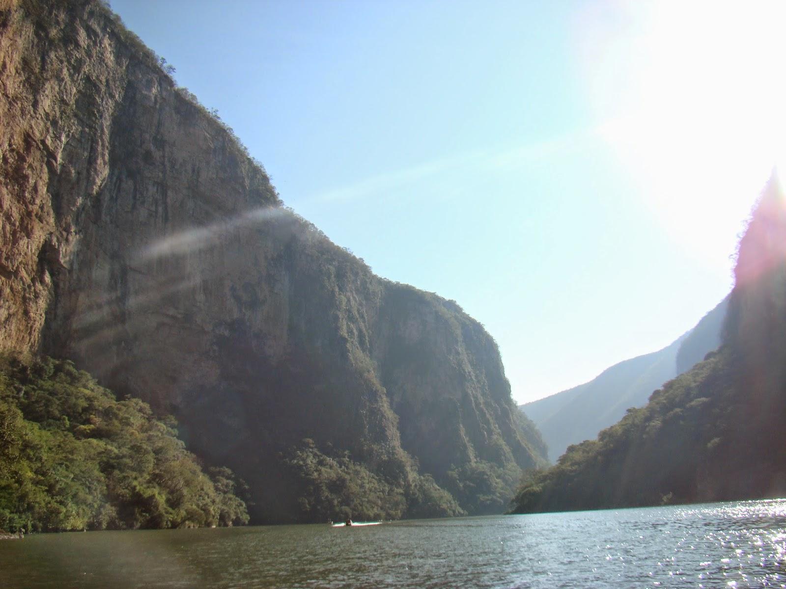 Cañon del Sumidero, Chiapas