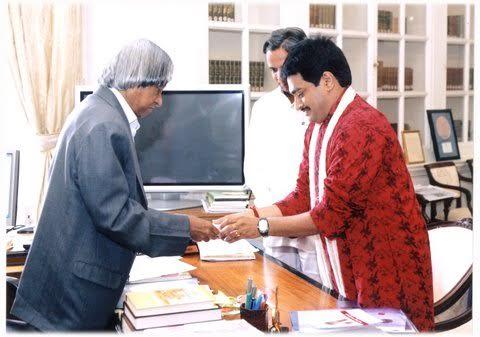 Apj Abdul Kalam is No More