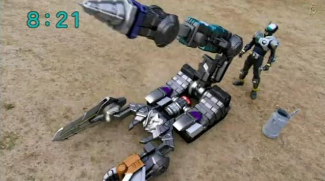 Kamen Rider Ooo. Kamen Rider OOO Episode 28