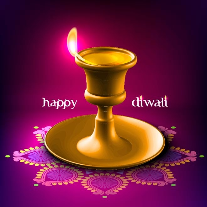 Happy Diwali Facebook Cover Pictures 2014