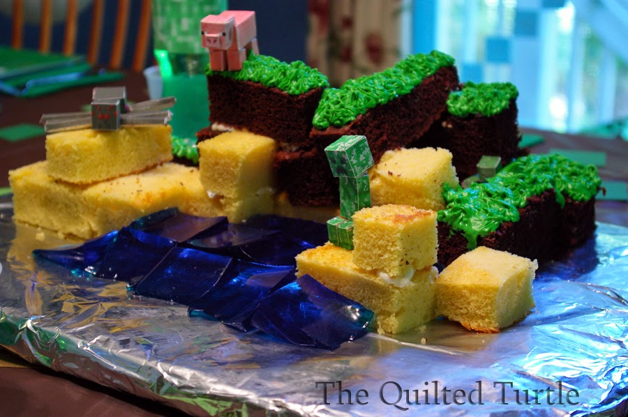 Minecraft Cuisine. Best Minecraft Cupcakes With Minecraft Cuisine ...