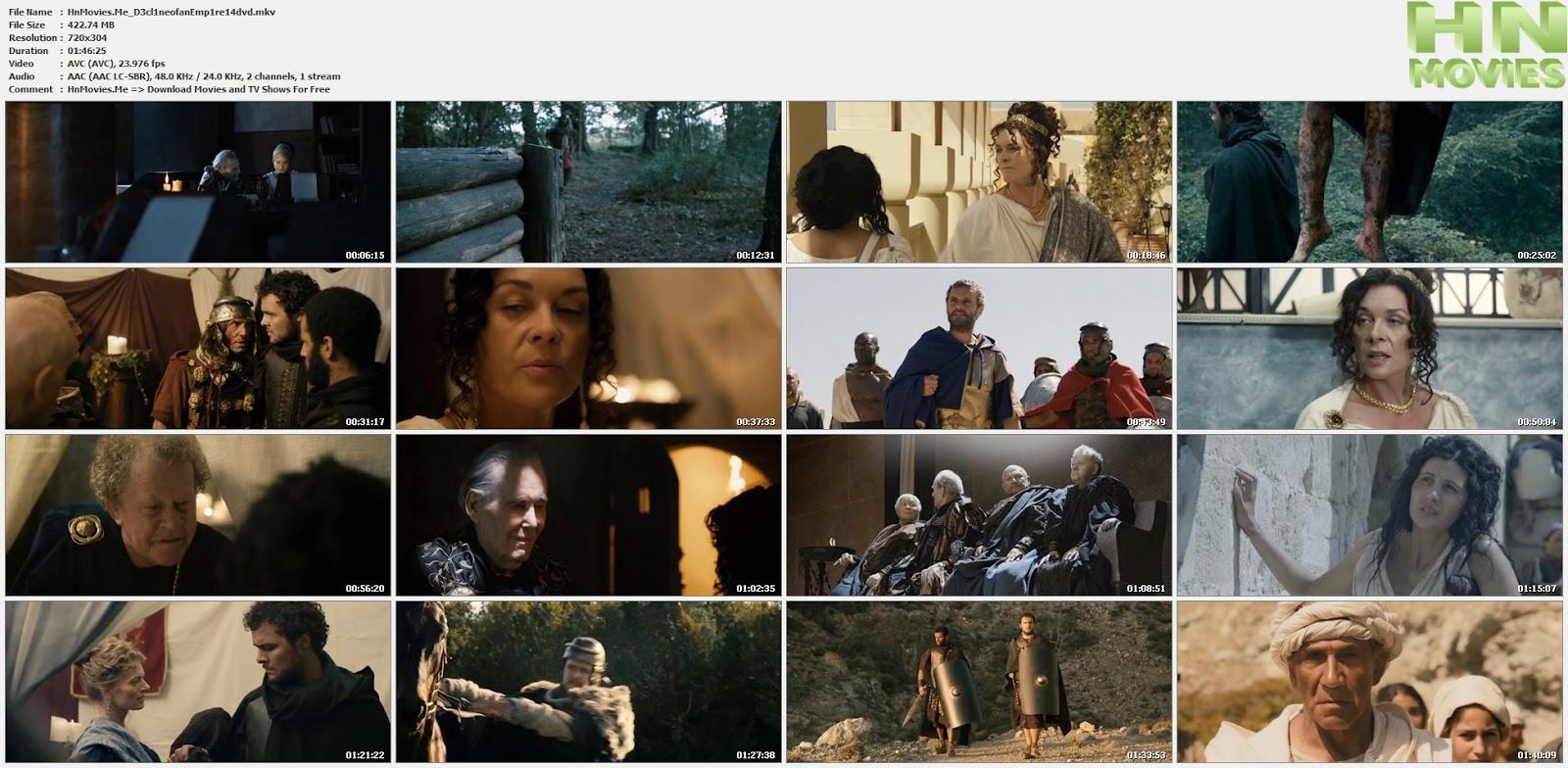 movie screenshot of Katherine of Alexandria fdmovie.com